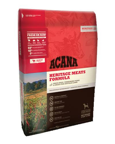 ACANA Heritage Dog Food | Heritage Meats | 12 Ounce
