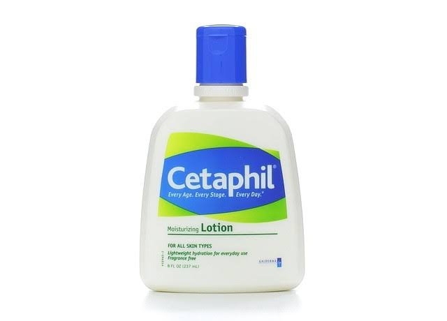 Cetaphil Fragrance Free Moisturizing Lotion - 8oz