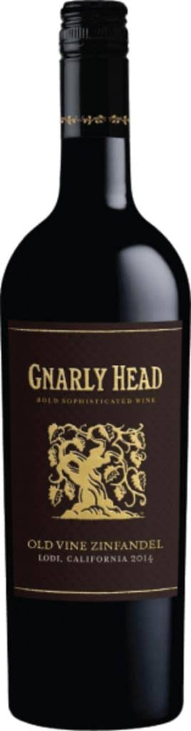 Gnarley Head Old Vine Zin Lodi Zinfandel - California