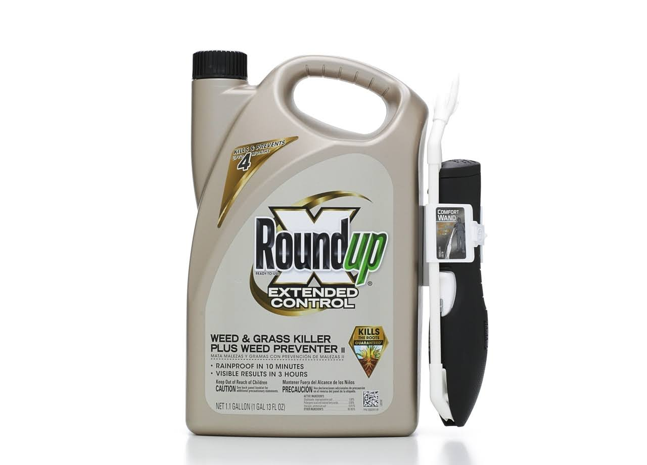 Roundup Weed & Grass Killer - 1 Gal