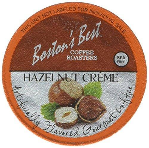 Boston's Best Single Serve K-Cup Coffee, Hazelnut Creme, 42 Count