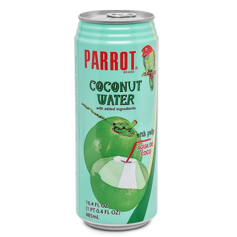 Parrot Coconut Water - 16.4 fl oz can