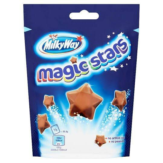 Milky Way Magic Stars - 91g