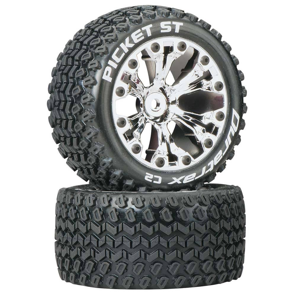 Duratrax Picket St Truck 2wd Mounted Rear Wheel - 2.8""