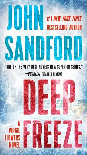 Deep Freeze [Book]