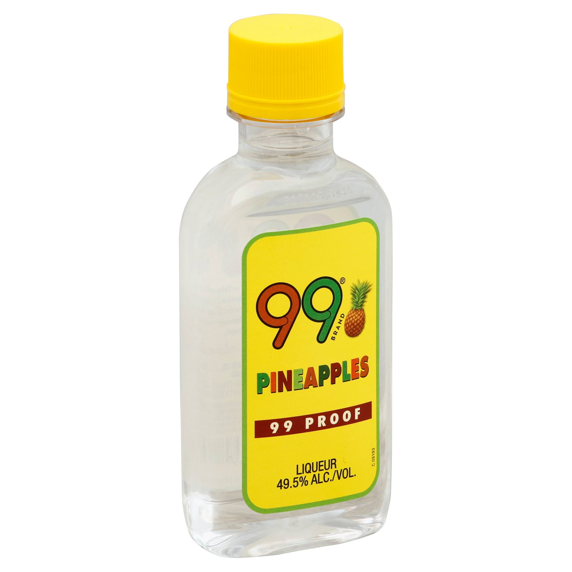 99 Liqueur, Pineapples - 100 ml