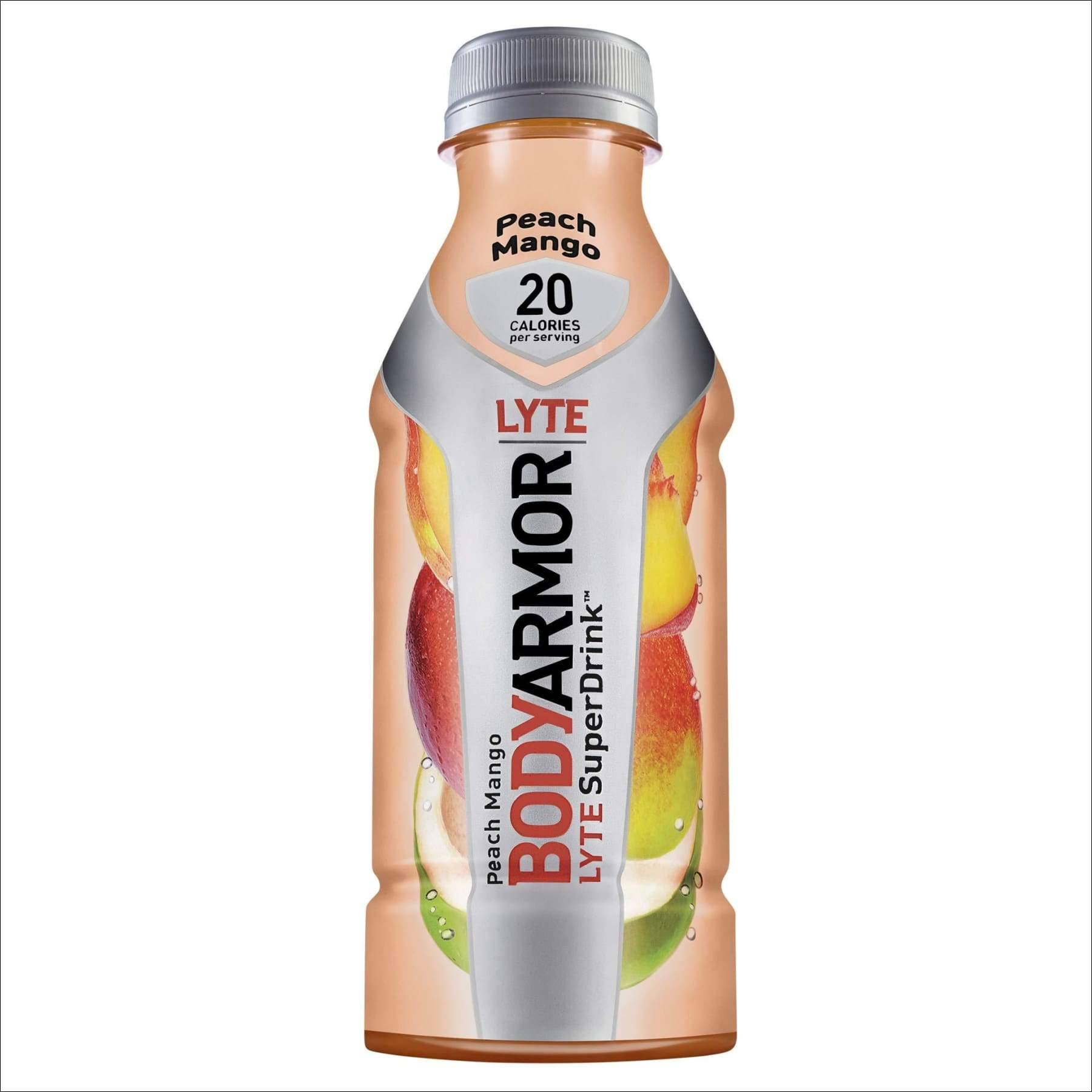 Bodyarmor Lyte SuperDrink - Peach Mango, 16oz