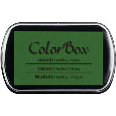 Colorbox Pigment Ink Pad Full Size Grass