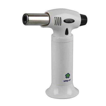 Whip-it! Brand - Ion Lite Torch Lighter - 6 inch / White