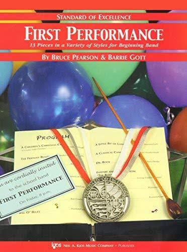 Standard of Excellence - First Performance