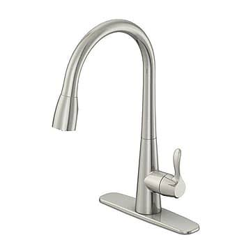 Oakbrook Kitchen Faucet - Single Handle, 1.75 Gpm, 8""