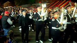 Circleville Pumpkin Festival Parade by Ohio State Marching Band At Pumpkin Show Youtube