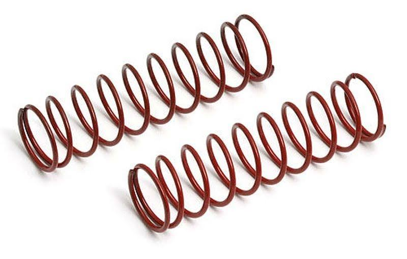 Team Associated Front Truck Springs - Red