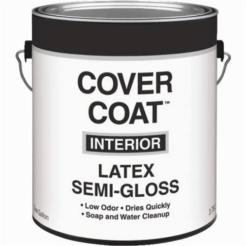 Cover Coat Contractor Grade Latex Semi