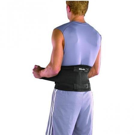 Mueller Adjustable Back Support Brace One Size
