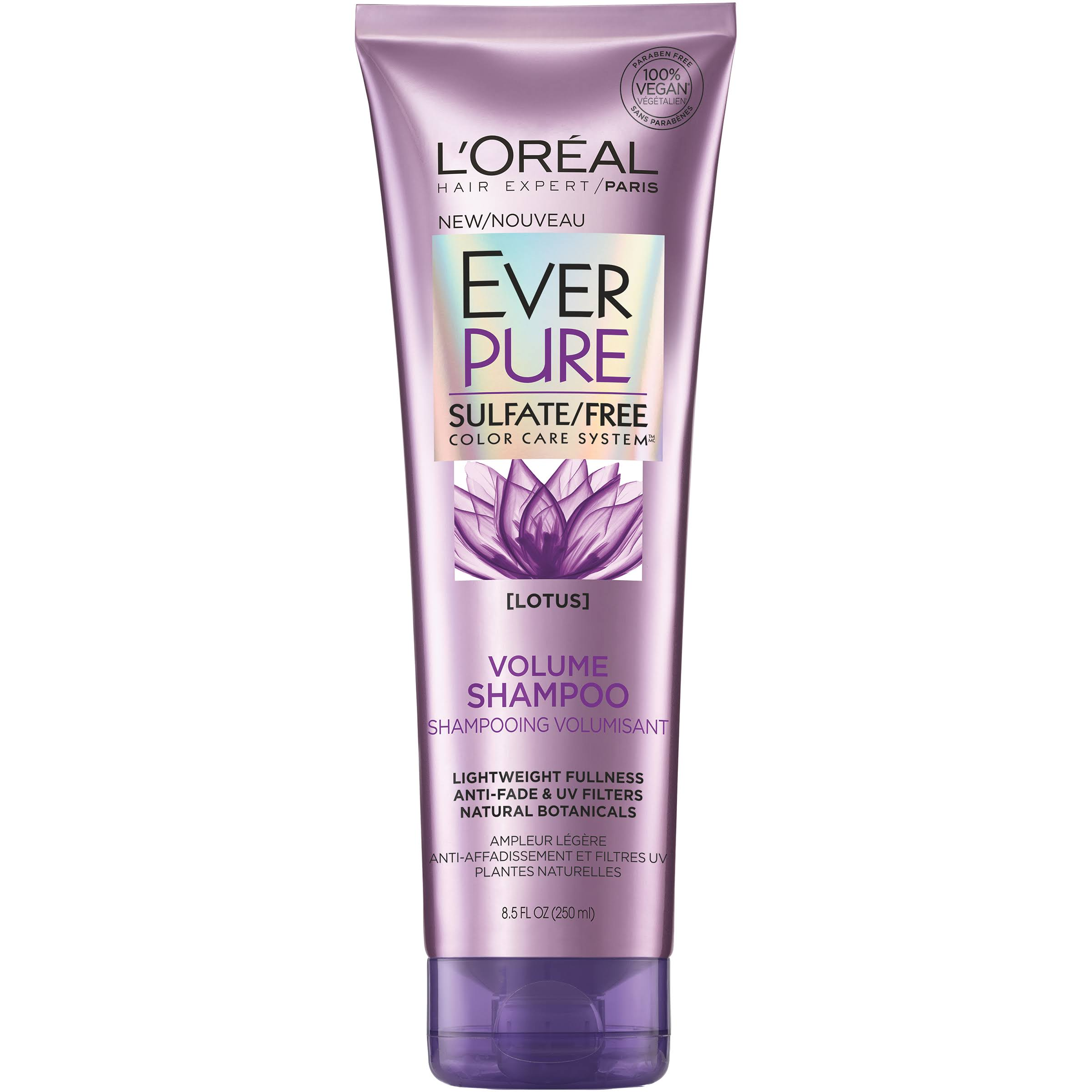 L'Oréal Paris Hair Care Ever Pure Volume Shampoo