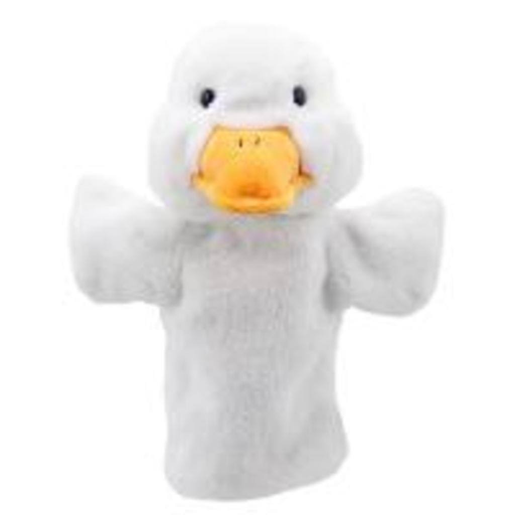 The Puppet Company - Duck - Puppet Buddies - Animal Hand Puppet