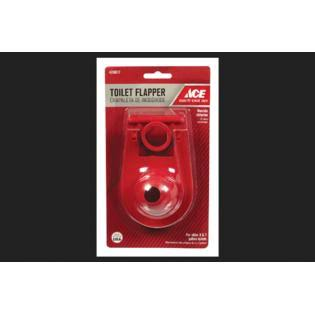 Korky Classic Plus Tank Seal Toilet Flapper - Red