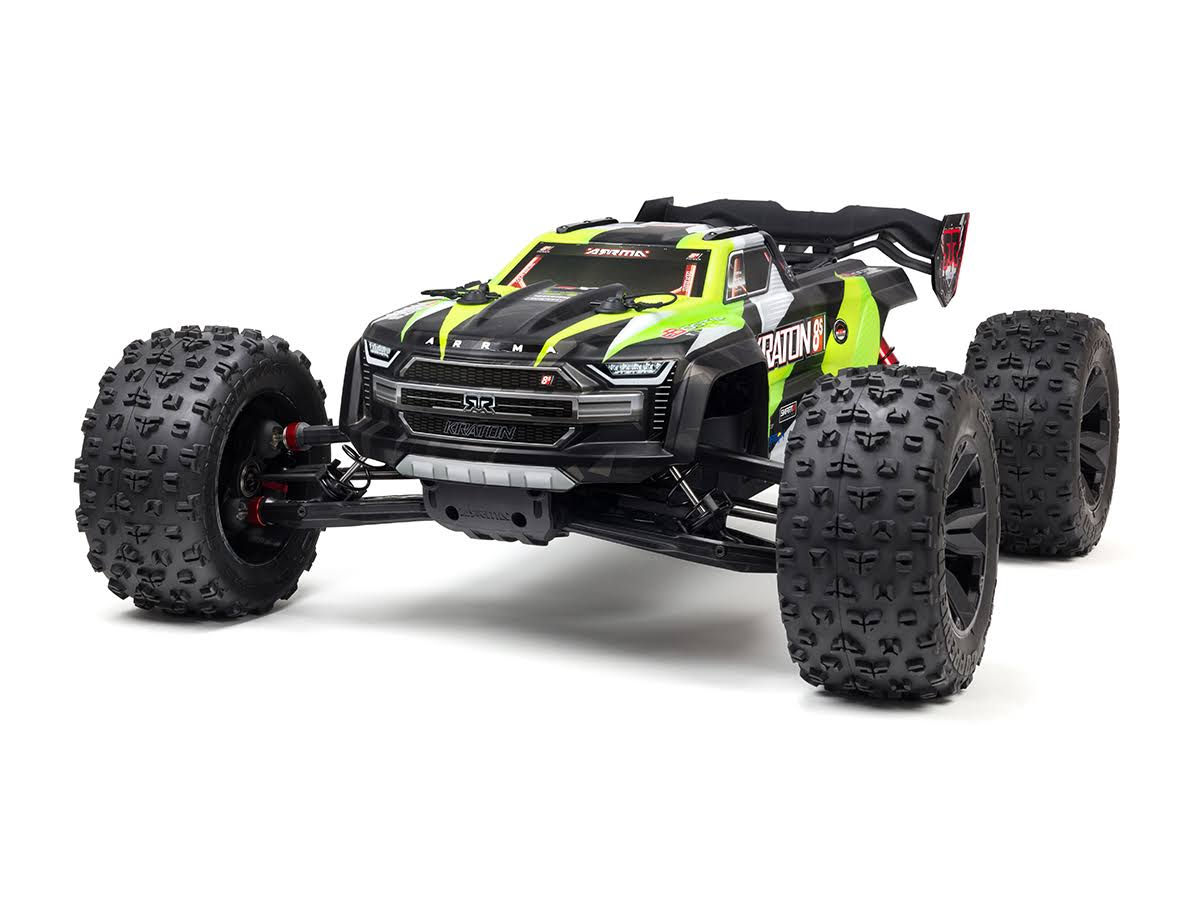 Arrma 1/5 RTR Kraton 4x4 8S BLX Speed Monster Truck - Green