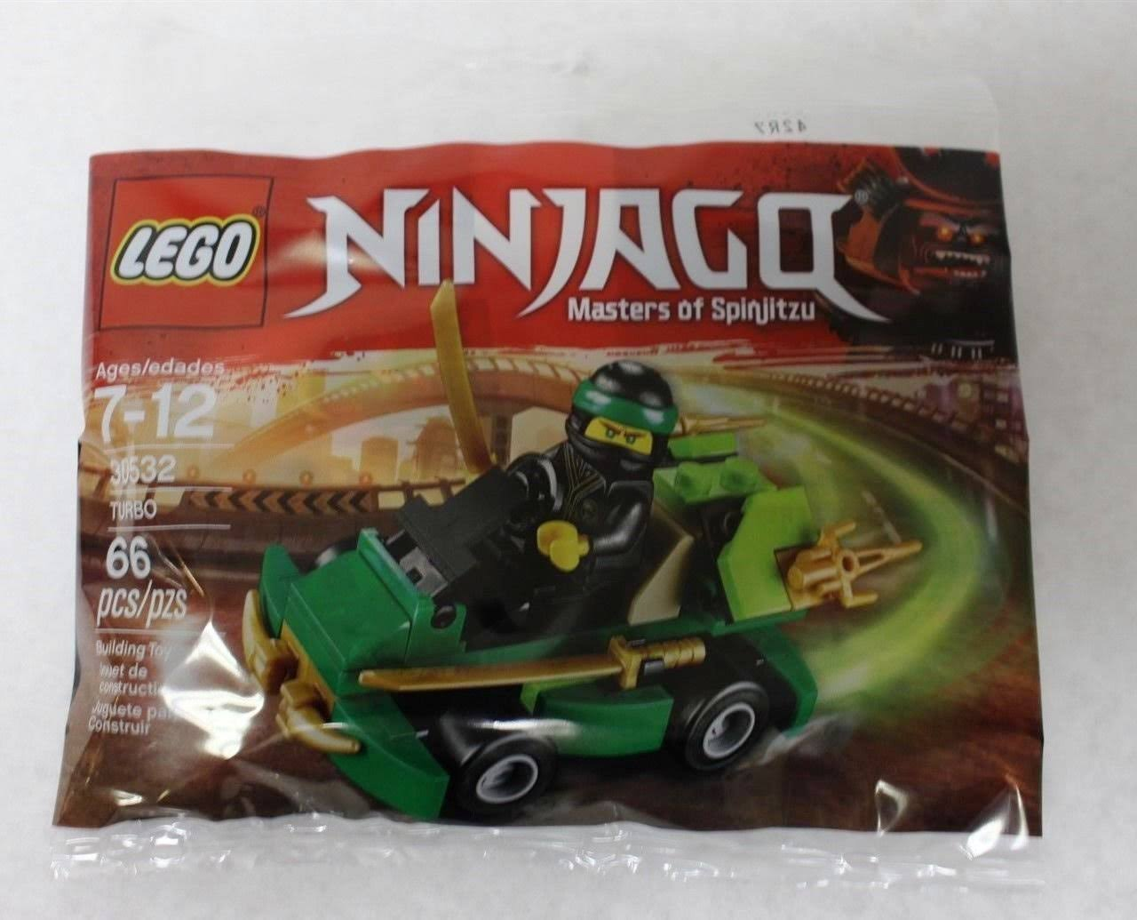 Lego 30532 Ninjago Masters Turbo Play Set