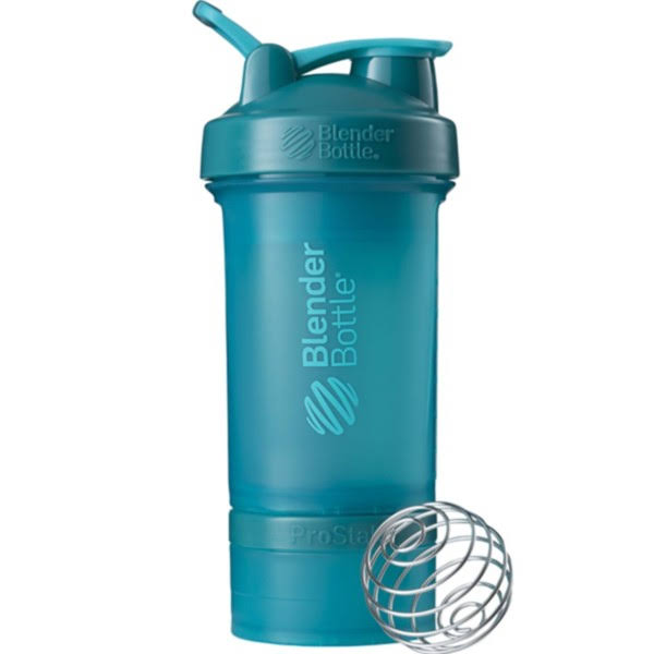 BlenderBottle Prostak Shaker Bottle - Teal, 22oz