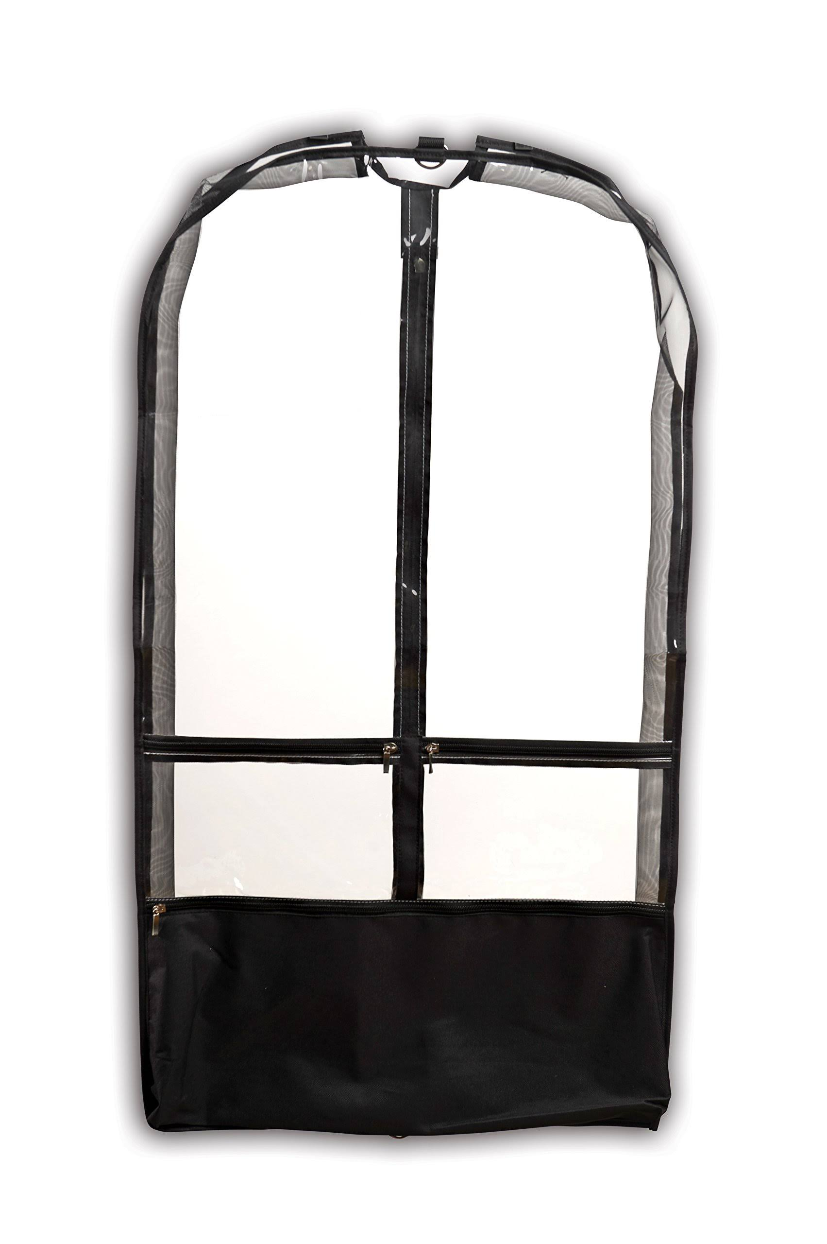 Dansbagz Competition Garment Bag (Black)