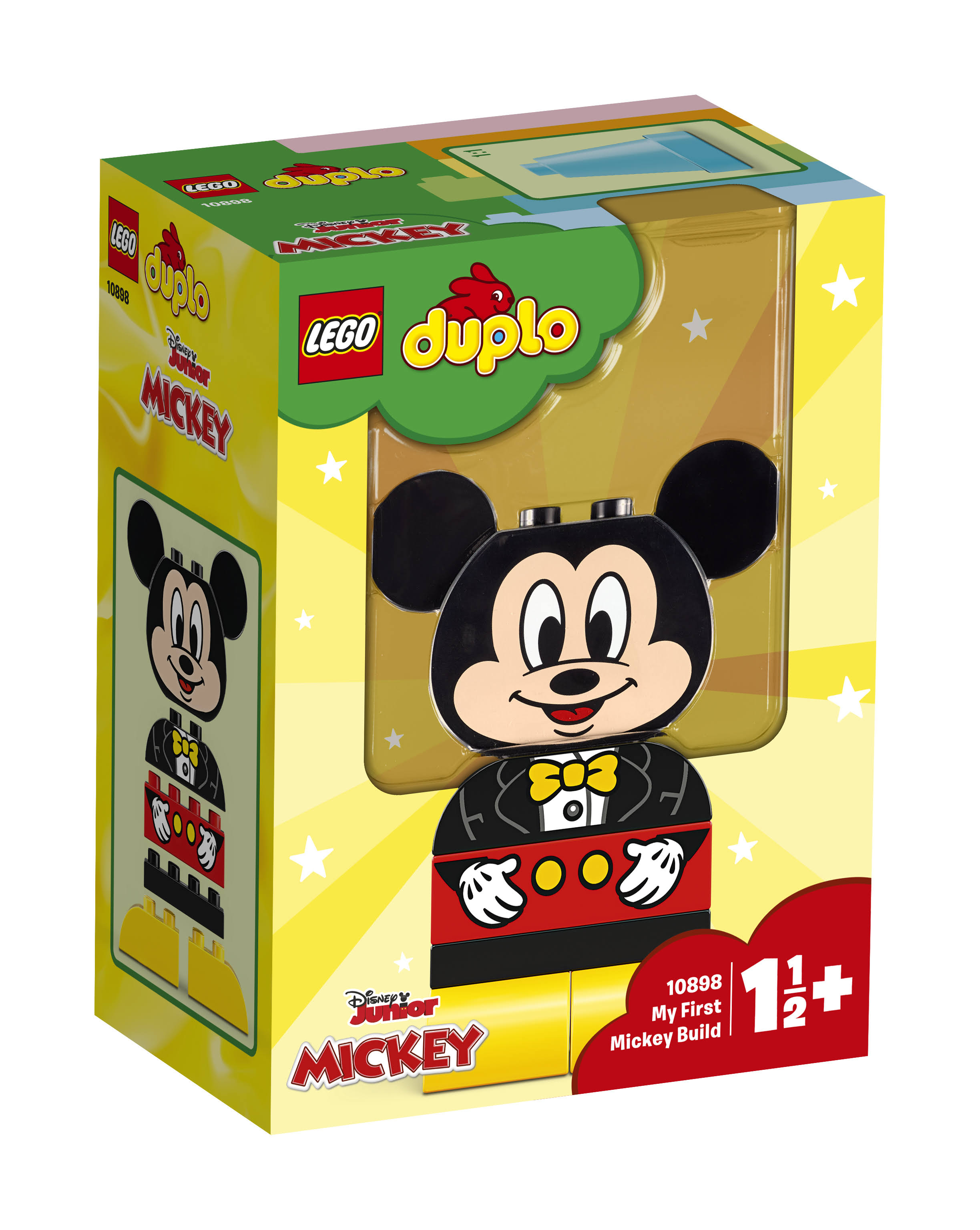Lego Duplo 10898 My First Mickey Building Set