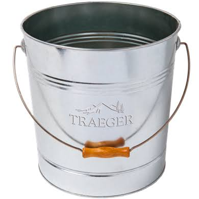 Traeger Pellet Metal Storage Bucket - 20lb