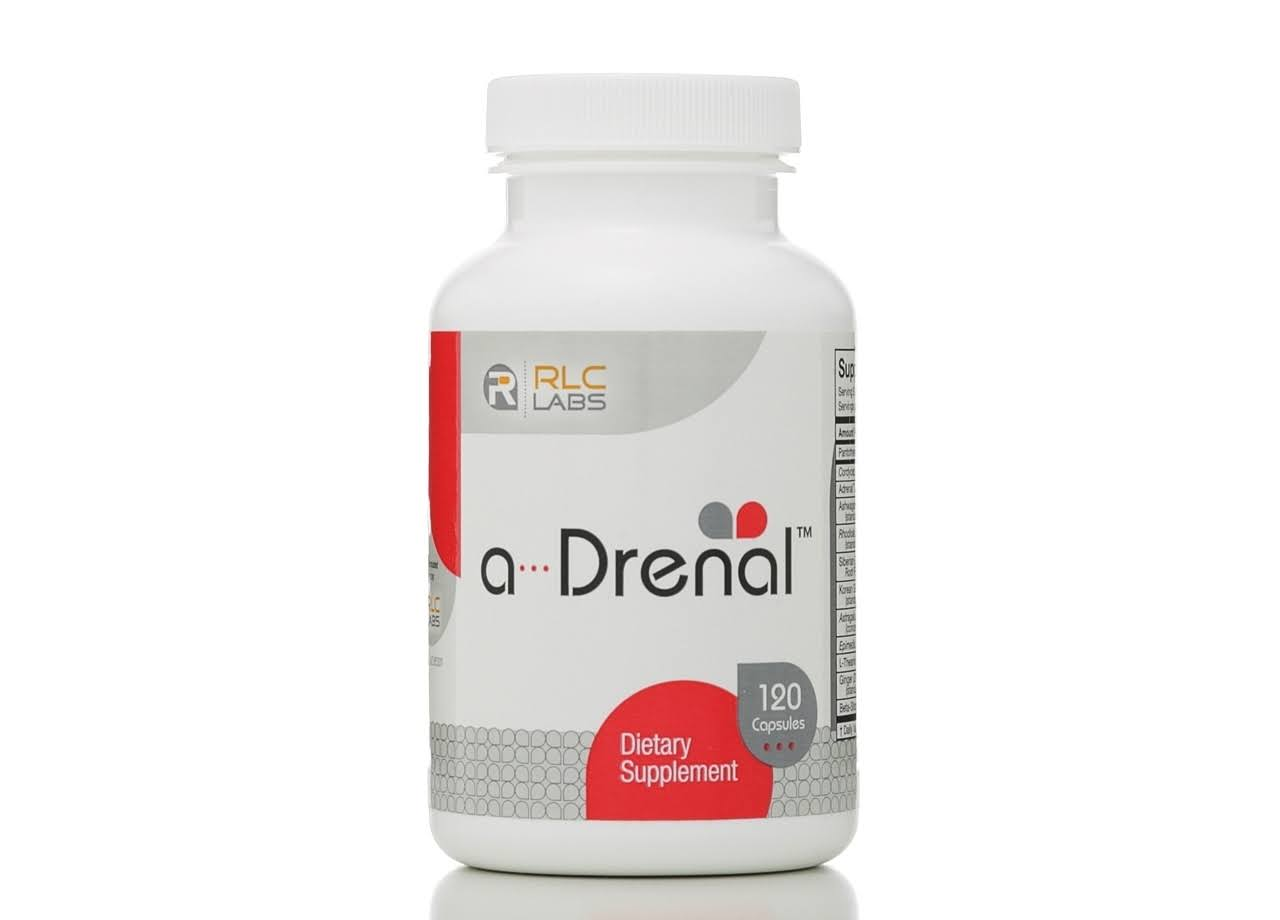 Ric Labs A Drenal Dietary Supplement - 120ct