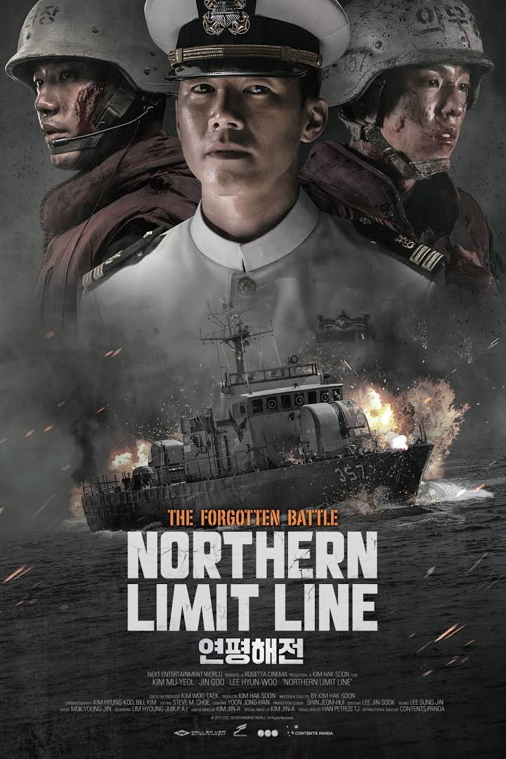 Northern Limit Line-Yeonpyeong haejeon