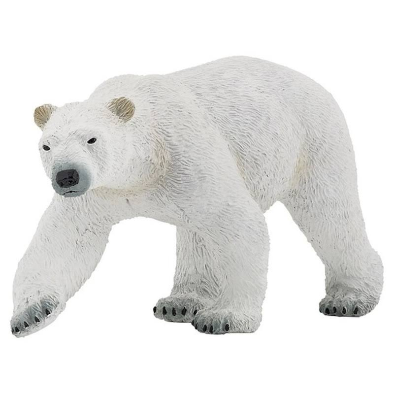 Papo Polar Bear Animal Figurine