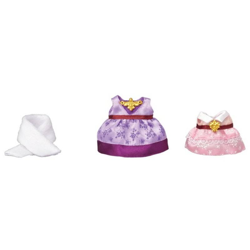 Sylvanian Families Town Dress Up Set - Purple and Pink