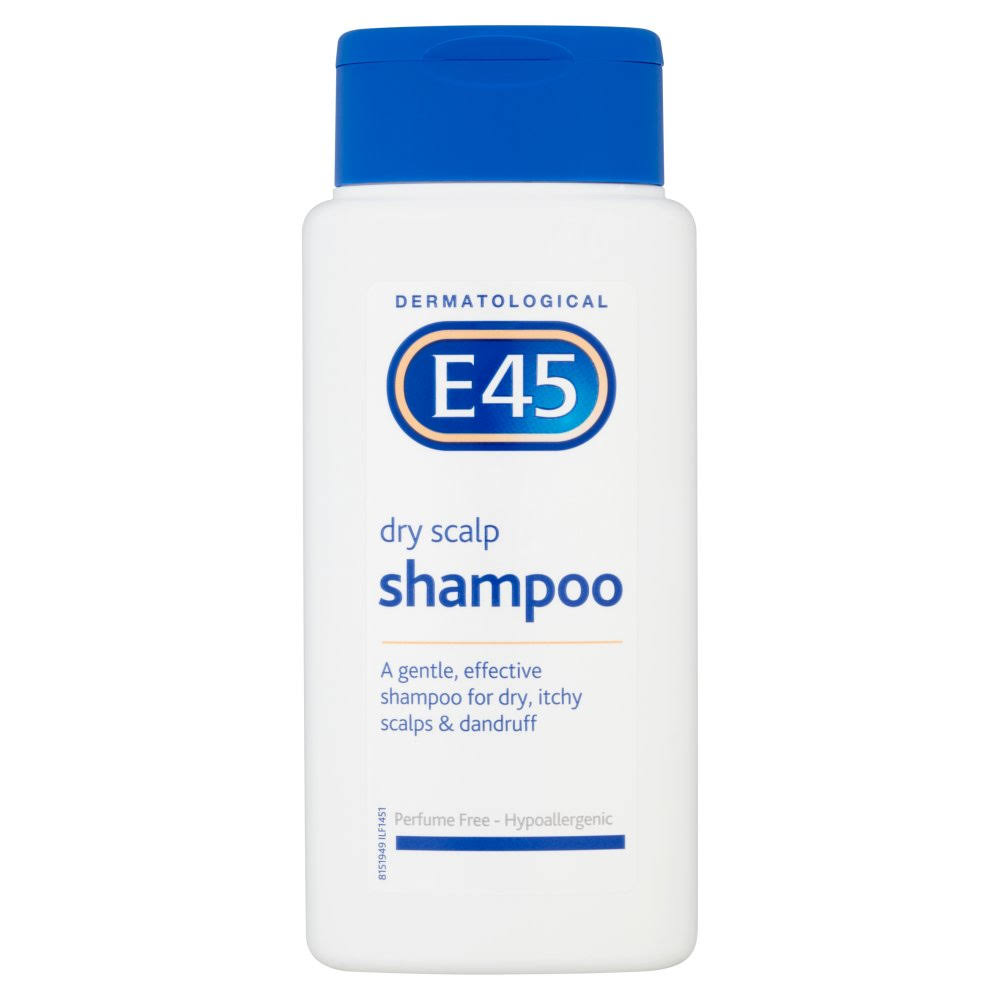 E45 Dermatological Dry Scalp Shampoo - 200ml