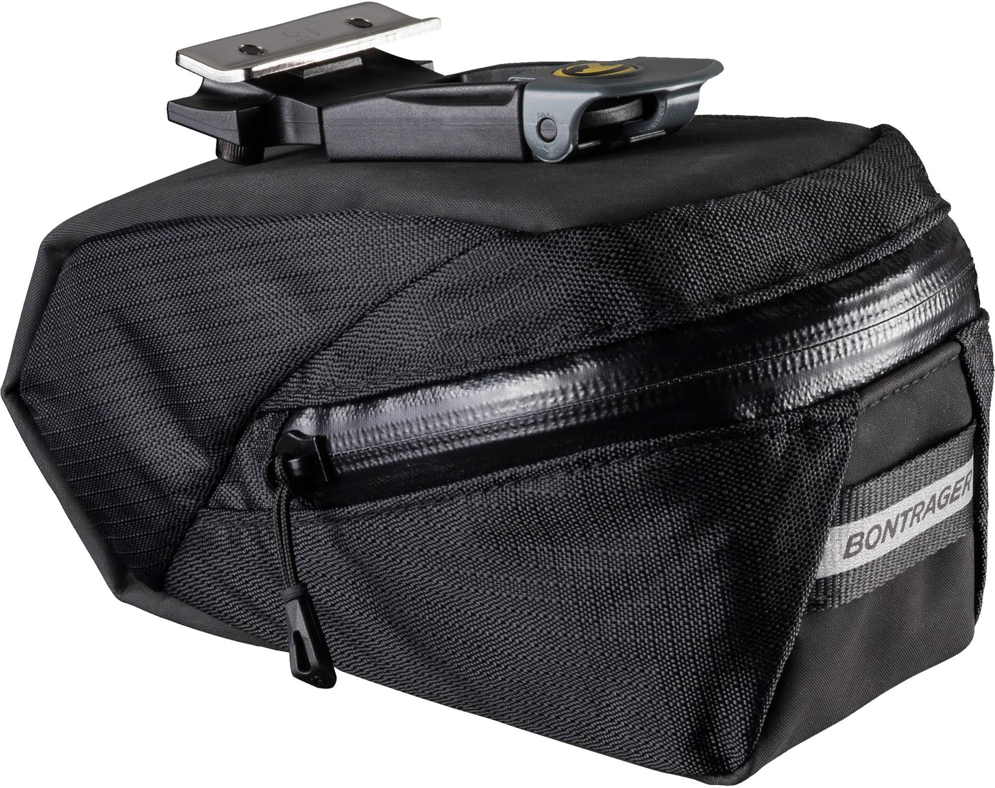 Bontrager Pro Quick Cleat Large Seat Pack - Black