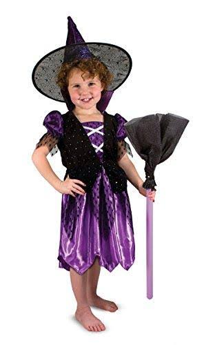 Melissa and Doug Dress-up Play Costume Set - Witch
