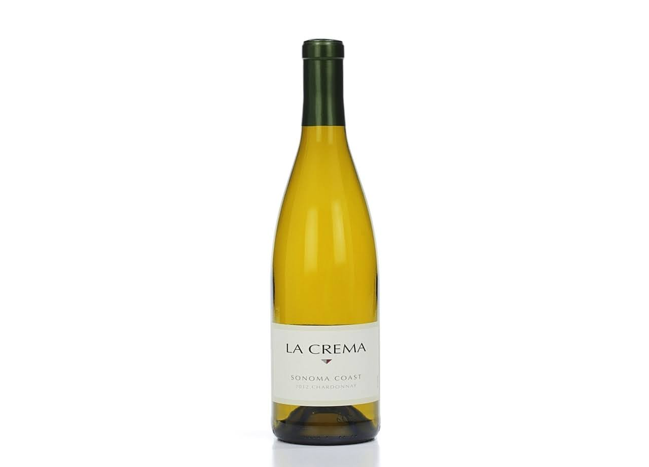La Crema Sonoma Coast Chardonnay White Wine - California, USA