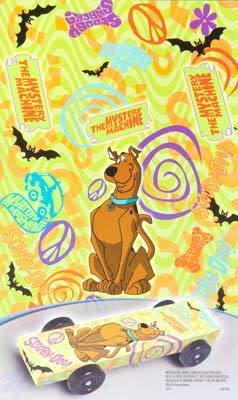 Revell Rmxy9409 Scooby-Doo Car Wrap Decal