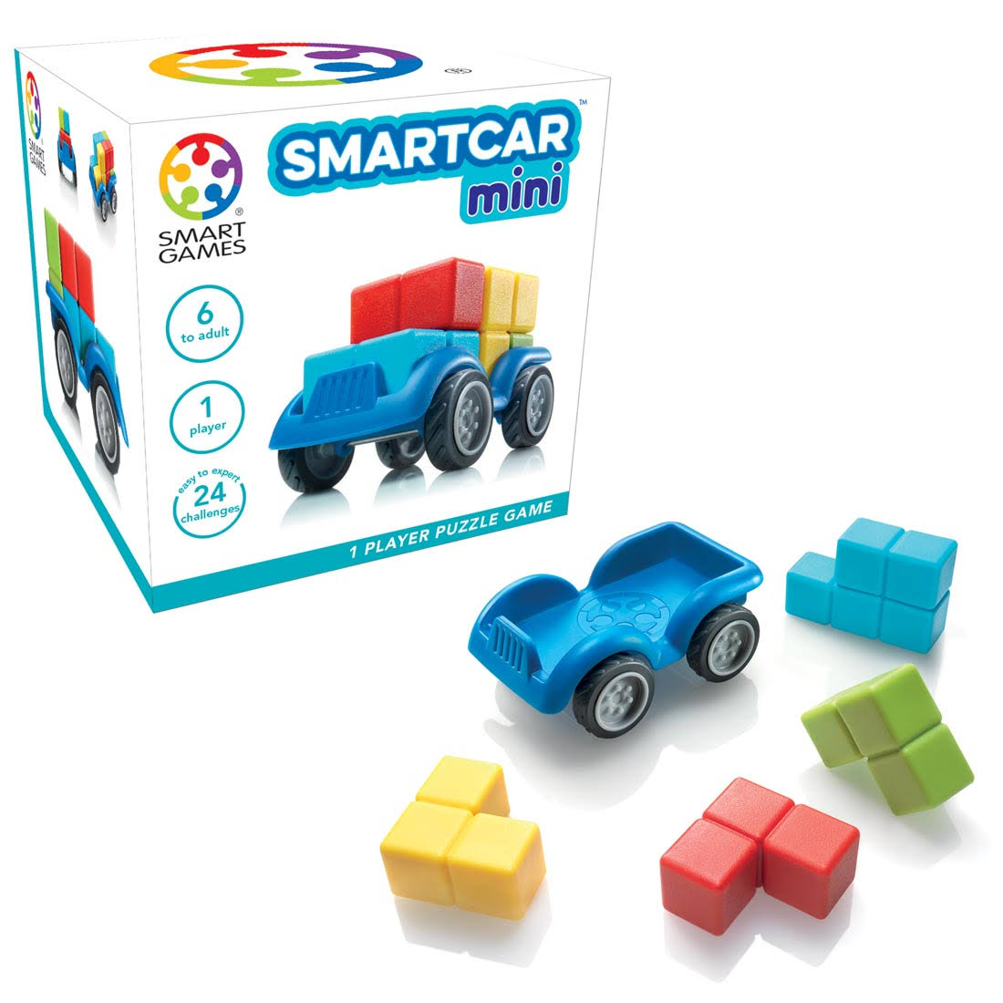 Smart Car Mini Puzzle Game
