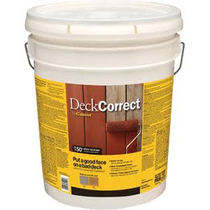 Cabot 25200-08 Deck Correct 5gal Stain