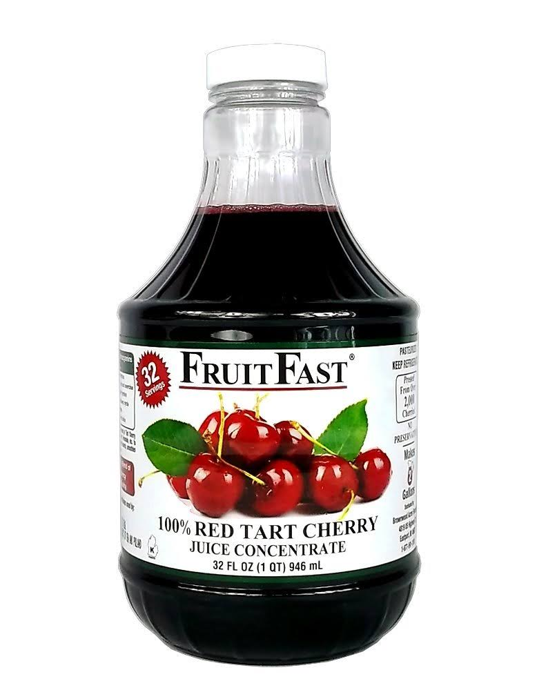 Fruitfast Tart Cherry Juice Concentrate
