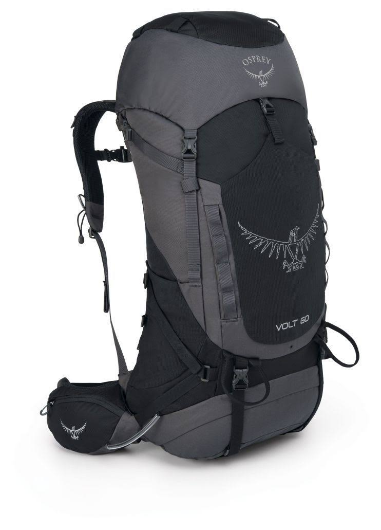 Osprey Packs Volt 60 Backpack - Tar Black