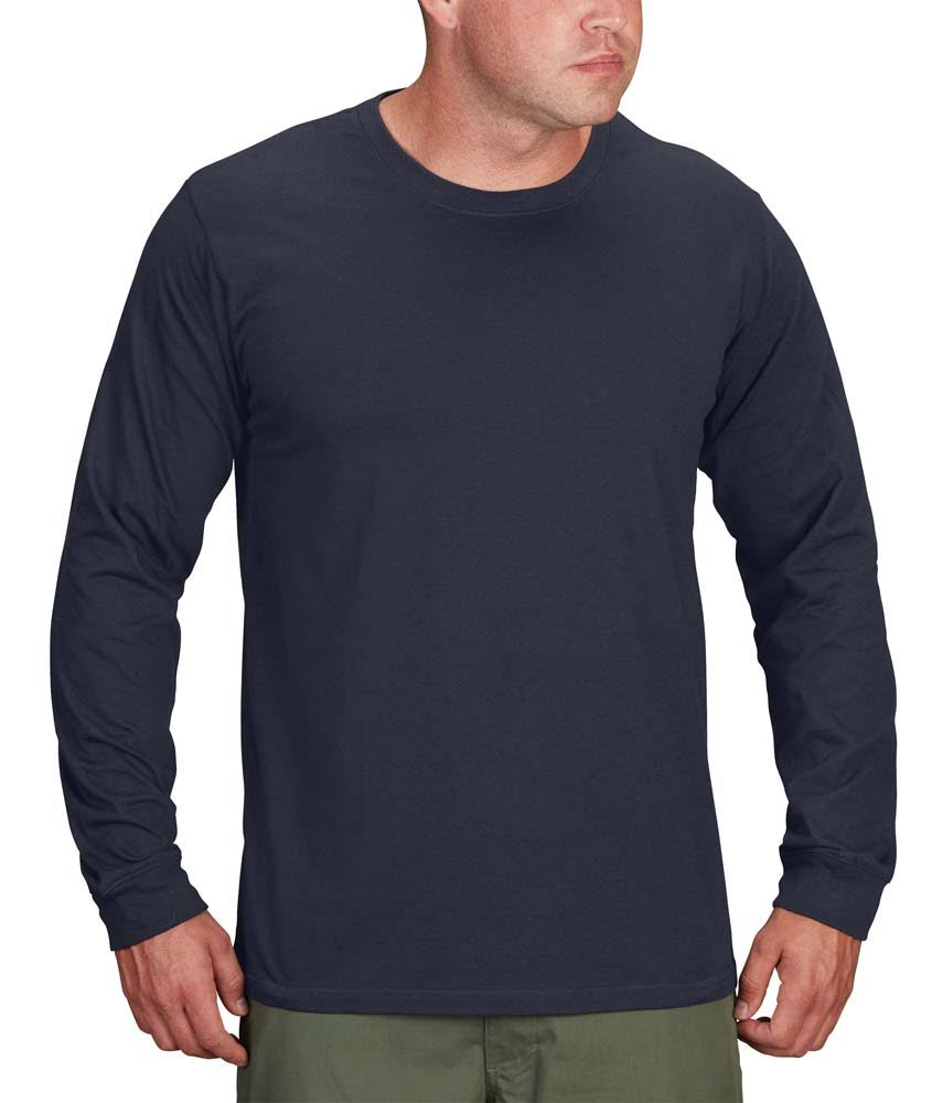 Propper Pack 2 Long Sleeve T-Shirt XS LAPD Navy