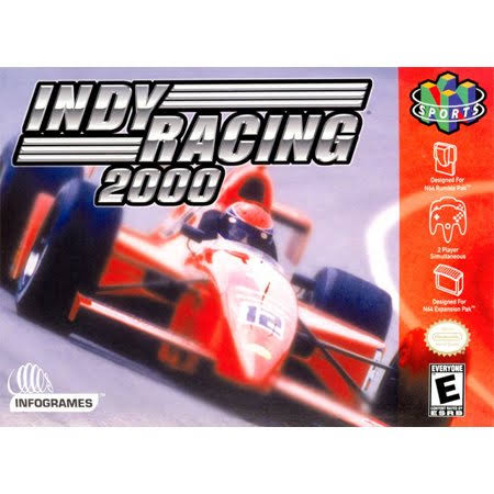 Indy Racing 2000 - Nintendo 64