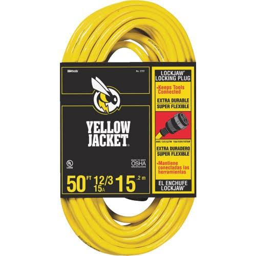 Yellow Jacket Extension Cord - 50'
