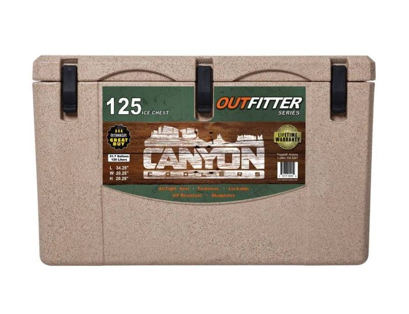 Canyon Coolers | Cooler Outfitter 125 Quart - Sandstone
