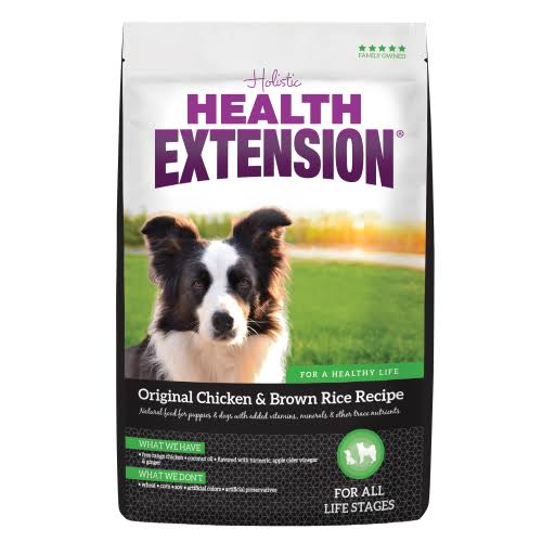 Health Extension Dog Food - Original Chicken Formula, 30lbs