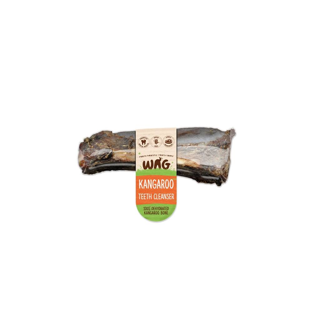 Wag Kangaroo Teeth Clean Bone Dog Treat