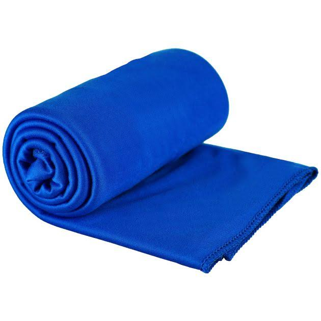 Sea to Summit Pocket Towel X-Large - Cobalt