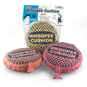 Westminster Self-Inflating Whoopee Cushion - Assorted Colors