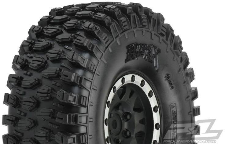 ProLine PRO1012813 Hyrax Mounted Tires - 1.9""